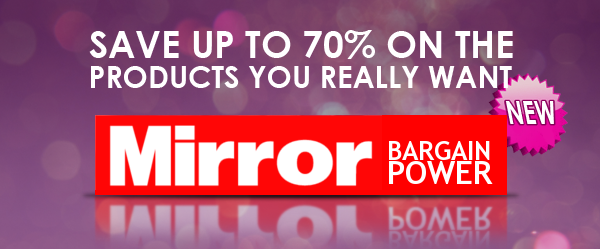 Bargain Power for the Mirror