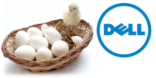 Dell and the incubator effect